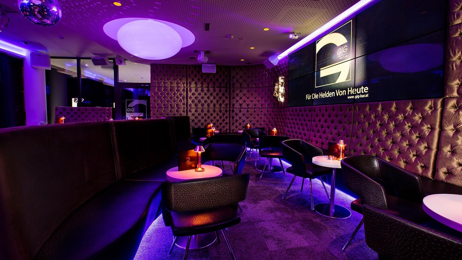 GIG Bar & Cafè Klagenfurt